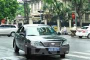 Ban hành quy định mới về tiêu chuẩn, định mức sử dụng xe ôtô công