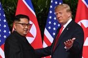 Bộ Quốc phòng Hàn Quốc: Thượng đỉnh Mỹ-Triều sẽ thúc đẩy hòa bình