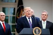 Phe Dân chủ tẩy chay cuộc họp với Nhà Trắng về an ninh biên giới