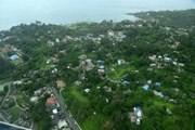 Động đất mạnh 6 độ làm rung chuyển quần đảo Nicobar của Ấn Độ