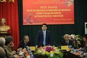 Năm 2020 phục hồi chính điện Kính Thiên tại Hoàng thành Thăng Long