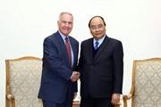 Thủ tướng Nguyễn Xuân Phúc tiếp Đại sứ Hoa Kỳ đầu tiên tại Việt Nam