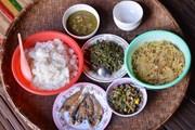 Canh bột lá yao - Món ăn truyền thống ngày Tết của người Ê Đê