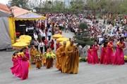 Tưng bừng khai mạc lễ hội chùa Bái Đính Xuân Kỷ Hợi 2019