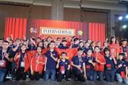 Hà Nội đạt giải cao tại Cuộc thi Tìm kiếm tài năng Toán học quốc tế