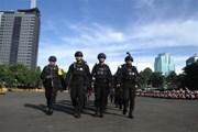 Nổ bên ngoài khu vực hai ứng cử viên tổng thống Indonesia tranh luận