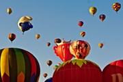 Rực rỡ lễ hội khinh khí cầu quốc tế thường niên tại Mỹ
