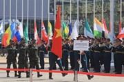 Việt Nam tham dự Hội thao quân sự quốc tế 2020 tại Liên bang Nga