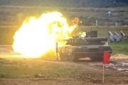 Xe tăng Nga dội bão lửa vào mục tiêu tại Army Games 2020