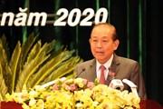 Phó Thủ tướng Trương Hòa Bình dự Đại hội Đảng bộ thành phố Đà Nẵng