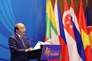 Lễ khai mạc Hội nghị ASEAN về phòng, chống tội phạm xuyên quốc gia