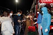 Các phương tiện vận tải khách được ra, vào tỉnh Quảng Ninh trở lại