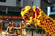 Múa lân - nét văn hóa đặc sắc dịp Tết của người Việt Nam