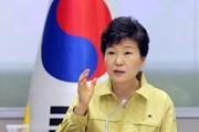 Bà Park kêu gọi người dân không phản ứng thái quá về MERS