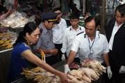 80% thực phẩm bán ngoài chợ chưa được kiểm soát an toàn thực phẩm