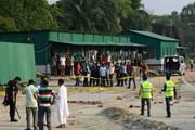 IS nhận đánh bom doanh trại của lực lượng đặc nhiệm Bangladesh