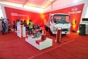 Sản phẩm Việt Nam được đánh giá tích cực ở Triển lãm xe-máy tự động