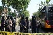 Indonesia tăng cường biện pháp an ninh để đối phó với nguy cơ khủng bố