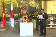 Lần đầu Nhật Bản tổ chức lễ kỷ niệm ngày sinh Chủ tịch Hồ Chí Minh