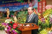 Một số hình ảnh về Đại lễ Phật đản 2018 tại thủ đô Hà Nội