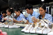 Xuất khẩu da giày vẫn phụ thuộc doanh nghiệp đầu tư nước ngoài