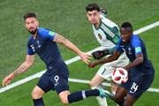 Tiền vệ Matuidi của Pháp ngạc nhiên về sức khỏe của Croatia