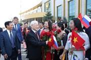 Gìn giữ và phát huy truyền thống quan hệ tốt đẹp Việt Nam-Nga