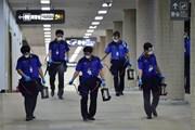 Hàn Quốc giám sát gắt gao người tiếp xúc với bệnh nhân nhiễm MERS
