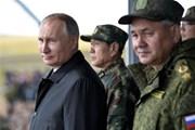 Nga khẳng định tăng cường sức mạnh quân sự bảo vệ lợi ích quốc gia