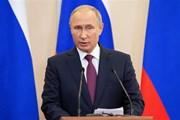 Nga-Trung hướng tới mục tiêu tham vọng hơn trong hợp tác song phương