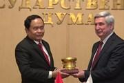 Củng cố và tăng cường Đối tác chiến lược toàn diện Việt Nam và Nga