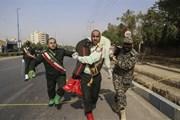 Iran triệu phái viên UAE liên quan vụ tấn công lễ diễu binh