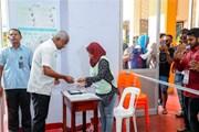 Khoảng 260.000 cử tri của Maldives đi bỏ phiếu bầu tổng thống