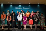 """Hội nghị các nữ Ngoại trưởng tại Canada là """"thời khắc lịch sử"""""""