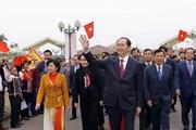 Hai ngày Quốc tang, nhiệt độ Hà Nội, Ninh Bình, TP.HCM không quá nóng