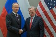 Cố vấn An ninh Mỹ và Thư ký Hội đồng An ninh Nga sẽ hội đàm