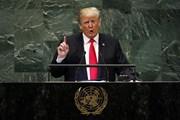 Tổng thống Mỹ muốn giải pháp hai nhà nước cho xung đột Trung Đông