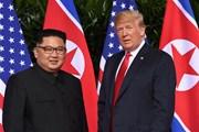 Ông Trump khẳng định sẽ sớm công bố chi tiết gặp thượng đỉnh Mỹ-Triều