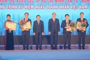 TP.HCM vinh danh 17 doanh nhân trẻ xuất sắc, tiêu biểu năm 2018