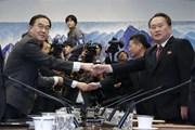 Hàn Quốc và Triều Tiên nhất trí kết nối đường bộ và đường sắt
