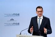 Ba Lan và Séc phản đối kế hoạch bảo vệ biên giới của EU