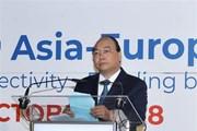 Thủ tướng phát biểu tại Diễn đàn Doanh nghiệp Á Âu lần thứ 16