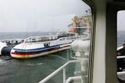 Hơn 10 người mất tích do bị chìm phà chở cát tại Trung Quốc