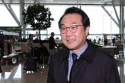 Trưởng đoàn đàm phán 6 bên của Hàn Quốc Lee Do-hoon thăm Mỹ