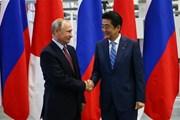 Thủ tướng Nhật tin tưởng có thể giải quyết tranh chấp lãnh thổ với Nga