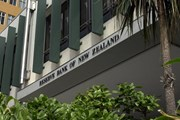 """Ngân hàng New Zealand có thể """"đóng băng"""" lãi suất đến năm 2020"""