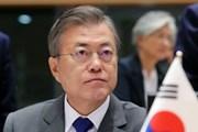 Tổng thống Hàn Quốc Moon Jae-in thăm Papua New Guinea dự APEC