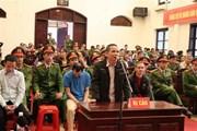 Xét xử vụ giữ người trái pháp luật và gây rối trật tự tại Yên Phong