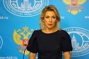 Nga: Mỹ tiếp tục phủ nhận sử dụng phốtpho trắng ở Syria