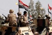 Ai Cập tiêu diệt và bắt giữ nhiều đối tượng liên quan đến khủng bố